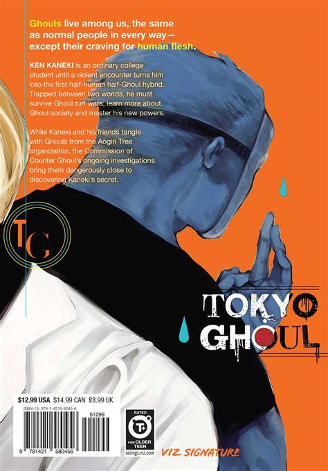 tokyo ghoul vol 10 tokyo ghoul volume 10