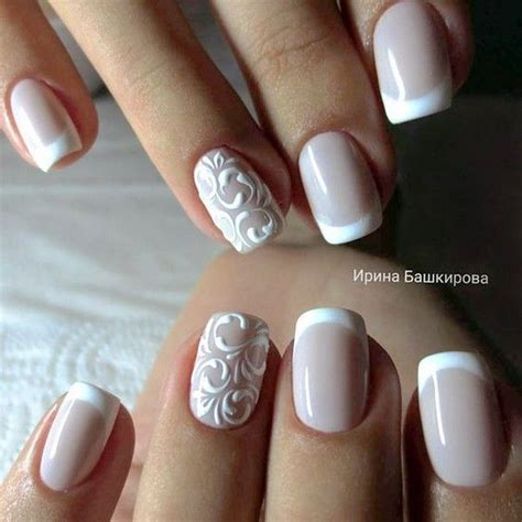Best Wedding Nails Ideas for 2018   All For Fashions