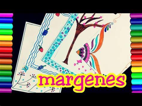 Drawing 5 Minute Crafts by Como Hacer Margenes Bonitos Margenes Para Cuadernos