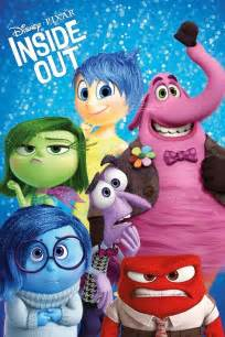 pics of inside out characters inside out characters poster sold at europosters