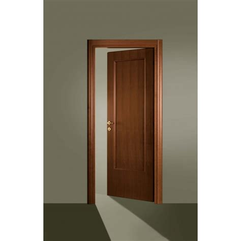 porte in legno interne porte interne in legno 611 con specchiatura