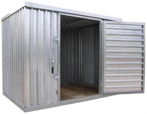 galvanized steel corrugated panelmodular storage shed