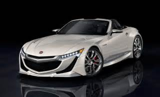 new automatic cars rumor new honda s2000 roadster could arrive for 2018