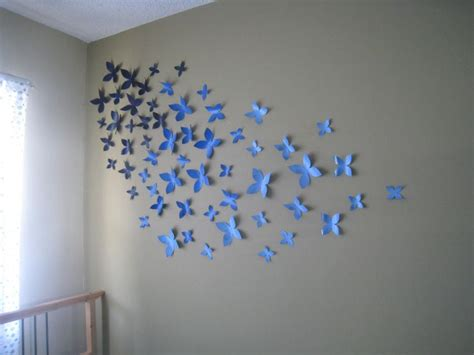 Bathroom Artwork Ideas by 50 Extraordinary Beautiful Diy Paper Decoration Ideas