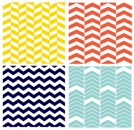chevron pattern history four seamless chevron patterns vectors stock in format for