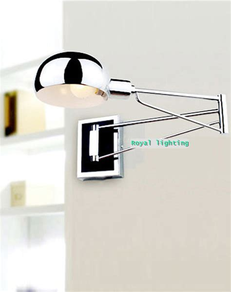 Wall Mounted Reading Lights Bedroom Aliexpress Buy Free Shipping Bedroom Modern Wall L Swing Arm Wall Sconce Bedside Wall