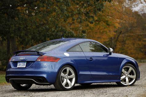 Audi Tt Rs 2012 by 2012 Audi Tt Rs Autoblog