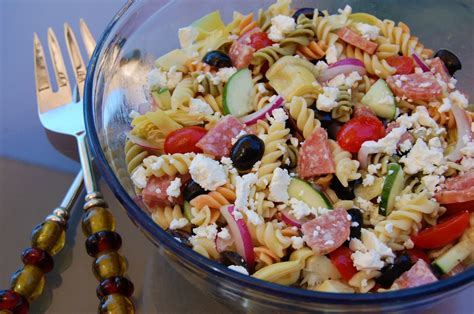 greek pasta salad the blond cook easy greek pasta salad cooking mamas