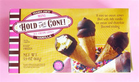 Very Small Kitchen by Test Kitchen Hold The Cone Mini Ice Cream Cones