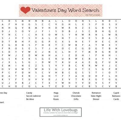 printable games for valentine s day valentine word search printable valentine s day games