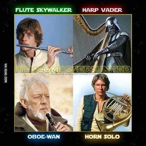 Harp Meme - musical star wars puns arnold zwicky s blog