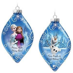 disney frozen christmas decorations ornaments santa s site