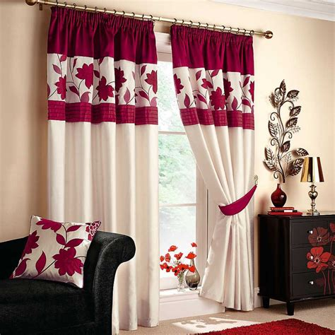 red curtain ideas for living room living room red curtain ideas modern