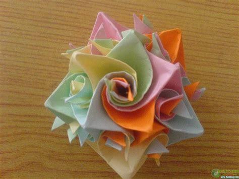 origami catering 285 mejores im 225 genes sobre hacer flores en