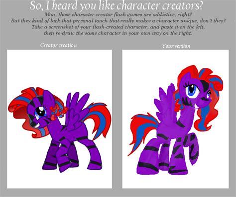 Mlp Meme Generator - mlp character creator meme by afternoondreams0 on deviantart