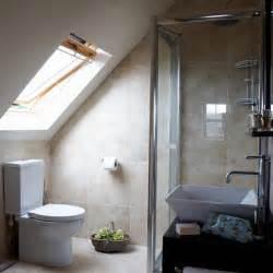 Small attic bathroom ideas