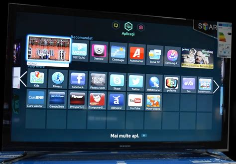 samsung f series tv samsung smart tv and 3d led f series they just got bigger and smarter thegadgetpill