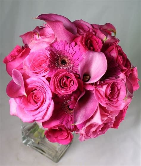 Wedding Pink Flowers by Show Me Your Bouquets Wedding Bouquet Cairnwood