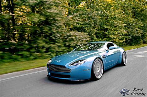 Aston Martin Tuning by Secret Entourage Aston Martin Vantage Car Tuning