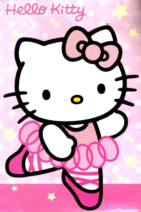 coloring page hello kitty ballerina hello kitty ballerina hello kitty pinterest hello