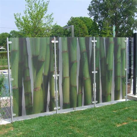 Sichtschutz Garten Modern