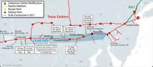 pipeline expansion approved