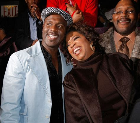 Christmas Decorated Home by Oprah Drops Bebe Winans From Karaoke Show