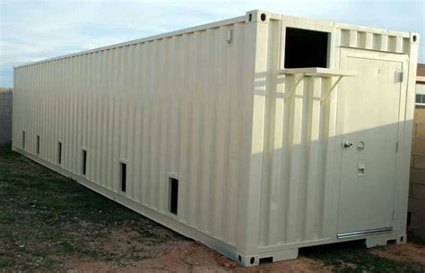 how to kennel a at kennels out of shipping container canine management pi