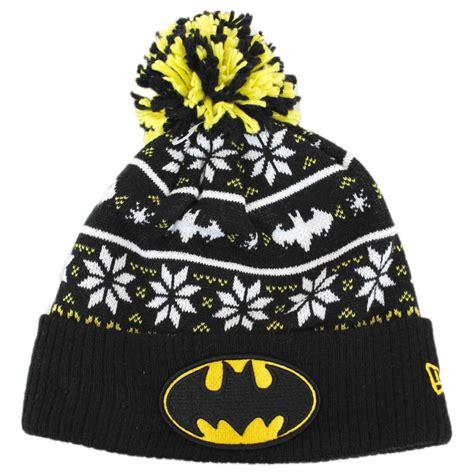 batman knit hat new era dc comics batman sweater knit beanie hat animation