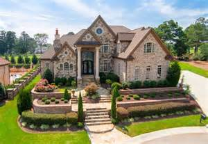 Luxury Homes In Nc Stunning Estate Home On Tpc Wakefield Golf Course Carolina Luxury Homes Mansions For