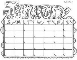 is doodle calendar free calendar coloring pages doodle alley