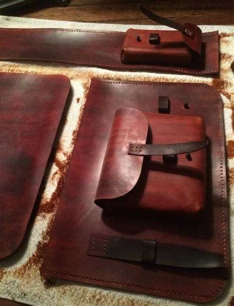1480 For A Leather Purse Oh Yes by How To Make Your Own Leather Bag 12 Photos Klyker
