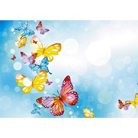 disegni di farfalle e fiori cialdeper torta con disegni di farfalle