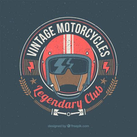 Classic Motorrad Club by Vintage Motorcycle Club Logos Www Pixshark Images