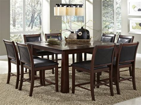 dining room sets modern granite top dining table marble