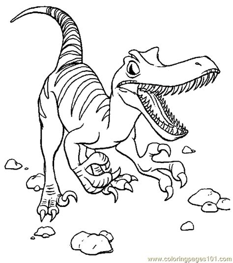 coloring pages dinosaurs pdf dinosaur coloring page 16 coloring page free other