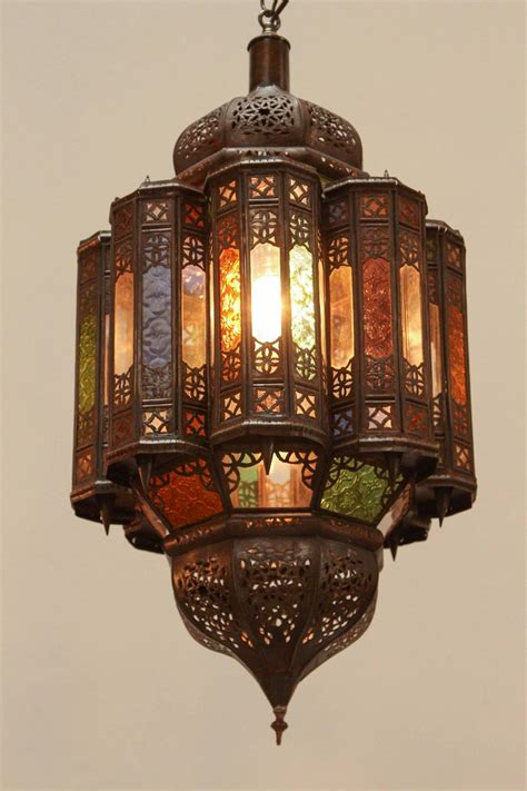 Moroccan Style Light Fixtures Moroccan Crafted Mamounia Light Fixture For Sale At 1stdibs