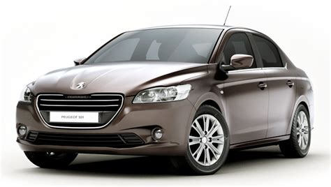 peugeot philippines peugeot philippines to launch 301 subcompact sedan