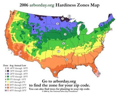 what garden zone am i in by zip code grandbob s garden arborday plant hardiness zone map