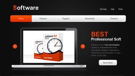 html5 layout software 25 free html5 templates designgrapher com