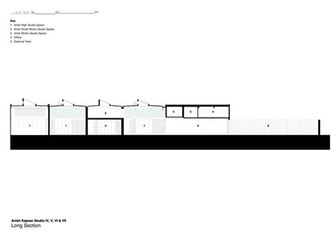 section studios anish kapoor studios ii iii iv v vi vii