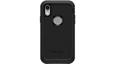 buy otterbox defender iphone xr black harvey norman au