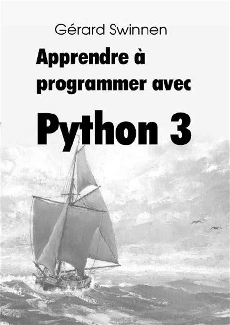 Une ressource libre sur Python 3 - SI-TSI-CHAPTAL-St-Brieuc