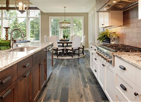 wooden kitchen flooring ideas wood flooring ideas for kitchen 30 stunning kitchen