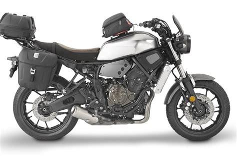 Yamaha Motorrad Palette by Motorrad News Neue Givi Produktpalette F 252 R Die Yamaha Xsr700