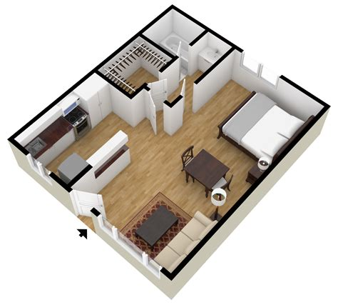 house plans less than 500 sq ft small house plans under 500 sq ft 3d