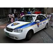 세계 각국의 경찰차