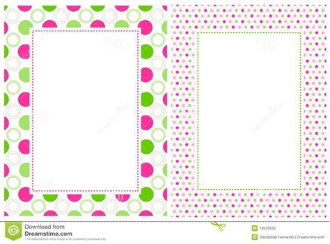 dot pattern border colourful polka dot border www pixshark com images
