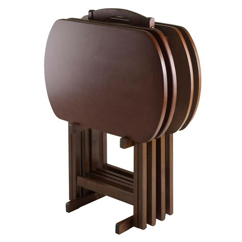 winsome wood tv table set winsome wood tv table set amazon ca home kitchen