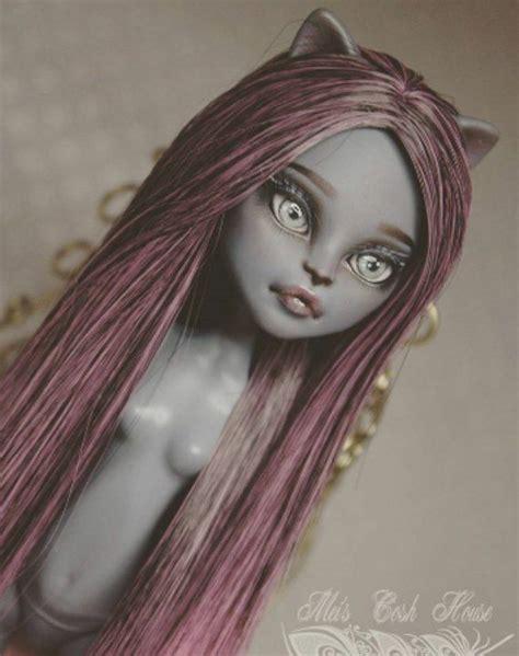 doll repaint custom mh dolls bratz high and friends